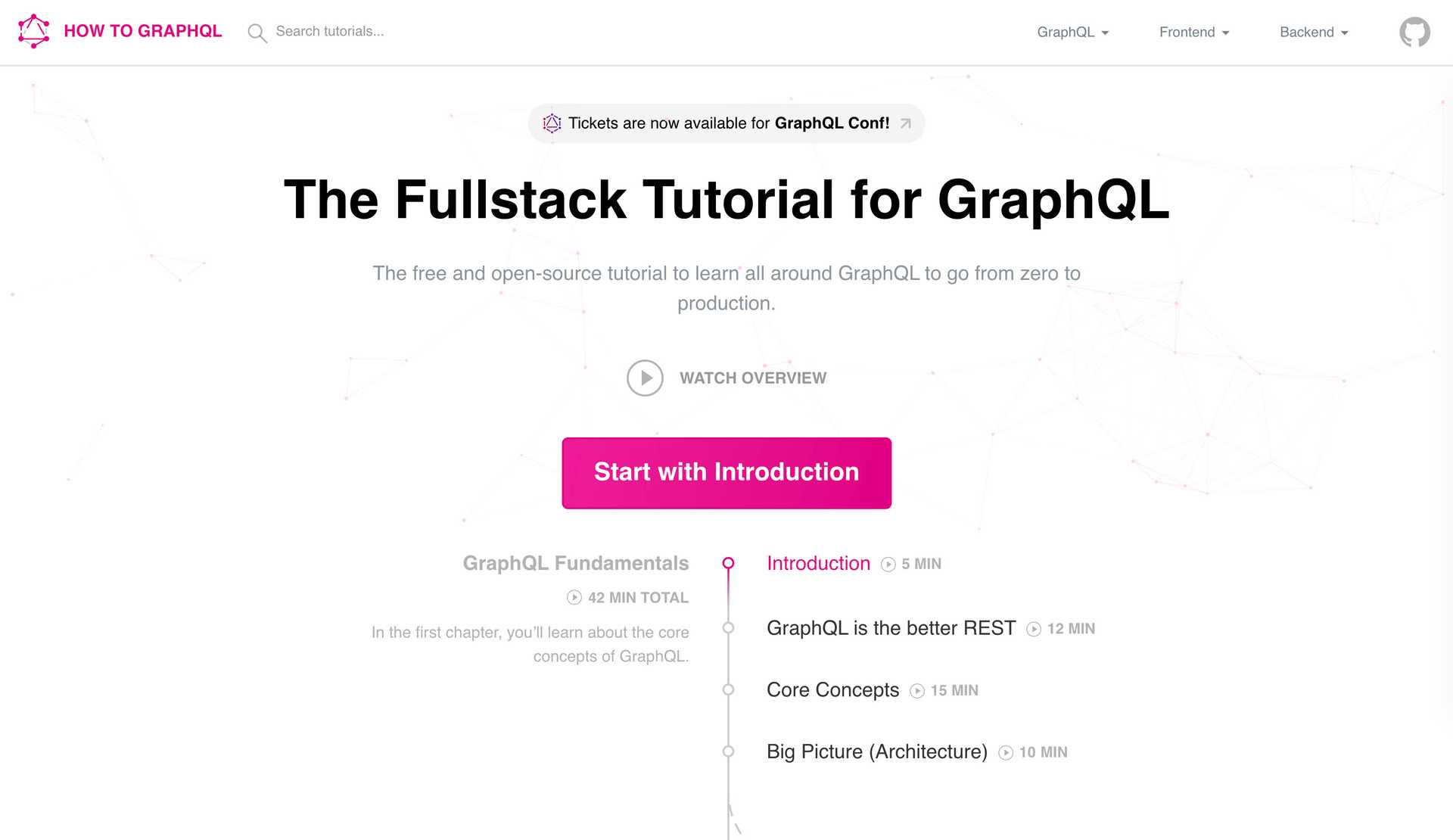 HOW TO GRAPHQL Tutorial